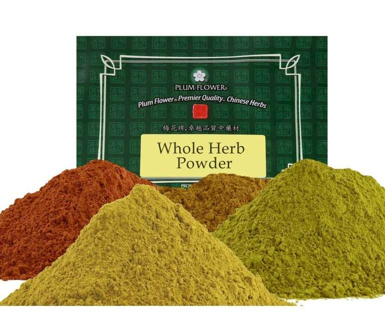 Herbal powders